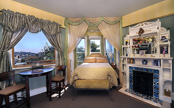 Gay Castro Bed and Breakfast in San Francisco, California.