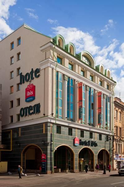 Ибис санкт-петербург центр