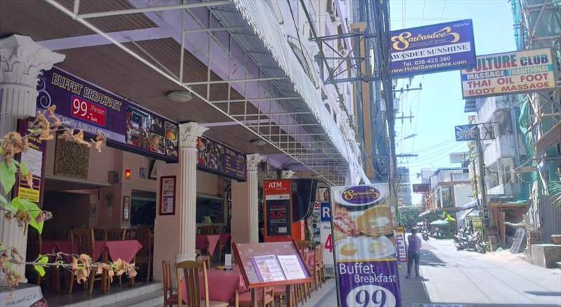 Фото 5. Паттайя, Таиланд.