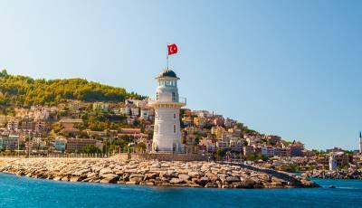 отель Bariscan, Mahmutlar 3* 3