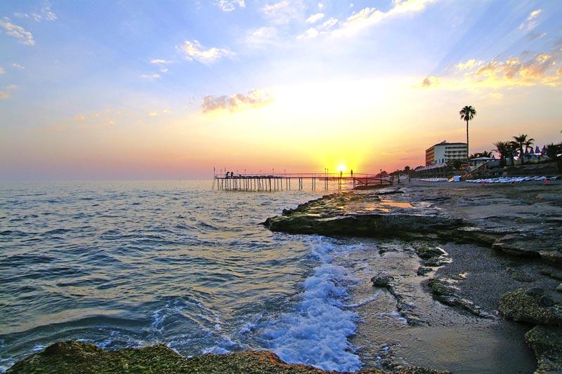 Фото 7. Конаклы, Турция.