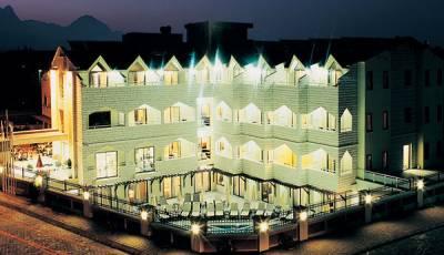 отель Himeros Life Hotel, (Ex. Magic Hotel) Kemer City Center 4* 4