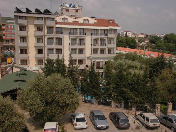 Фото 7. Сиде Сити, Турция.
