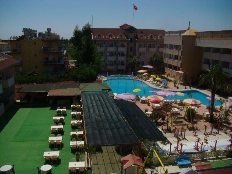 Фото 10. Сиде Сити, Турция.