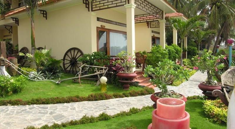 Фото 2. Фантхиет, Вьетнам.