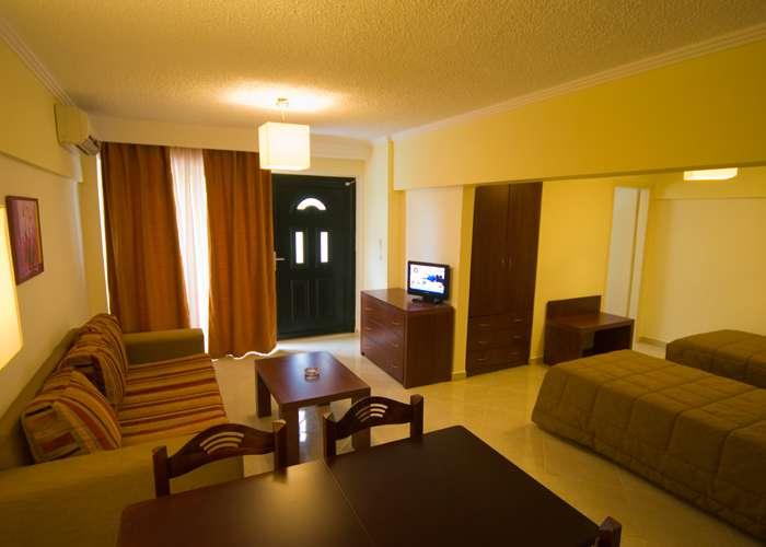 Отель village mare 4 греция халкидики ситония