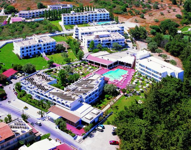 Фото 1. о. Родос, Греция.
