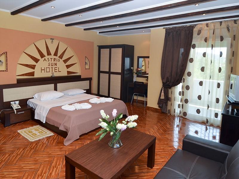 Astris sun hotel 2 о тасос астрис