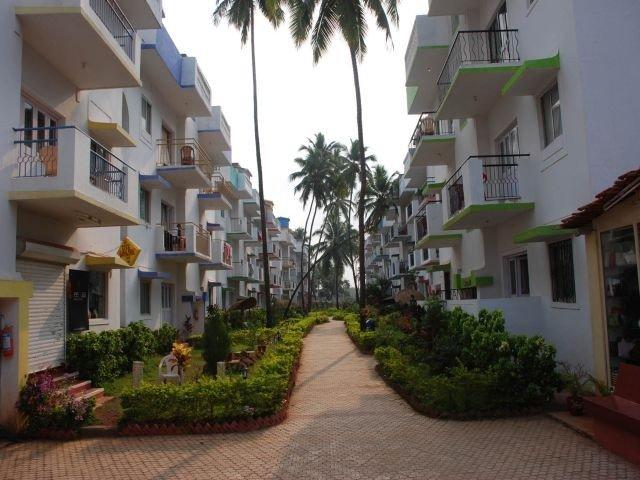 Фото 1. Гоа, Индия.