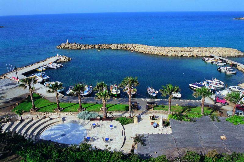 Фото 1. Пафос, Кипр.