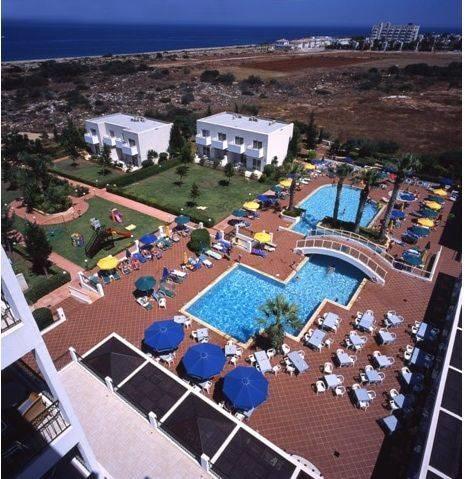 Фото 5. Протарас, Кипр.