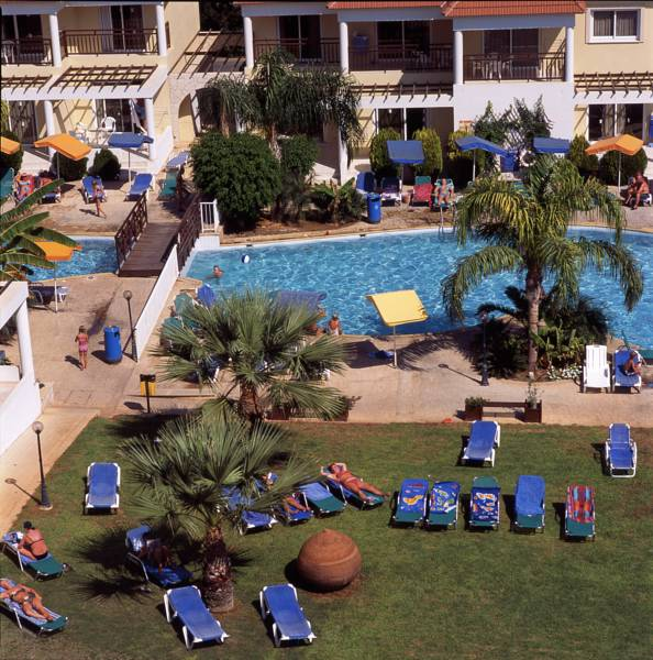 Кипр jacaranda apartment