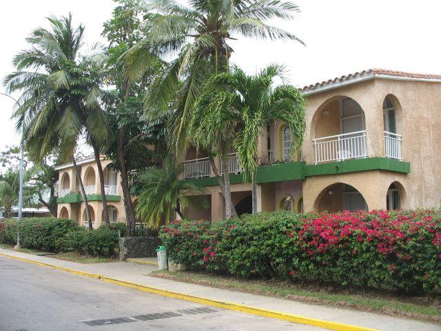 Фото 1. Варадеро, Куба.