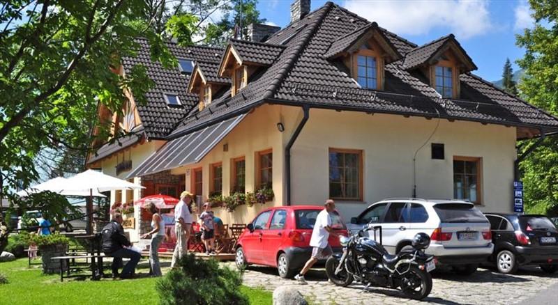 Словацкий дом ресторан